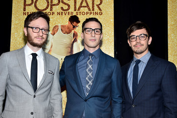 Jorma Taccone 'Popstar: Never Stop Never Stopping' New York Premiere