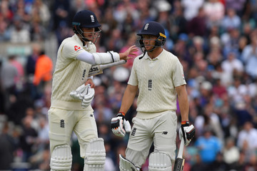 Jos Buttler England vs. India: Specsavers 5th Test - Day Two