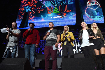 Jose 'J-Si' Chavez 106.1 KISS FM's Jingle Ball 2017 - SHOW