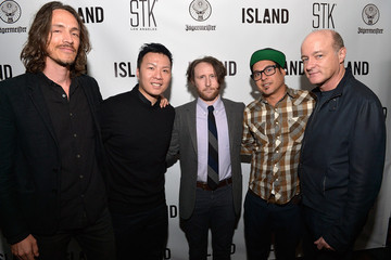 Jose Pasillas Island Records Pre-Grammy Party Hosted By President David Massey At STK, Presented By Jagermeister