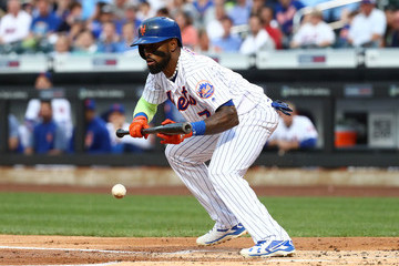 Jose Reyes Los Angeles Angels of Anaheim v New York Mets