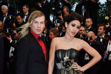 Josephine Jobert Christophe Guillarme Arrivals at the Cannes Opening Ceremony — Part 5