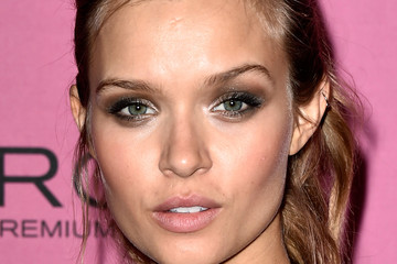 Josephine Skriver Arrivals at the Victoria's Secret Fashion Show Afterparty