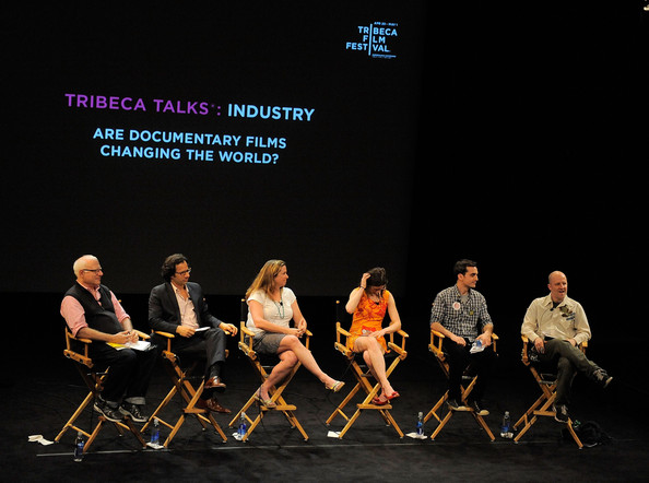 Tribeca Talks Industry: Are Documentaries Changing The World? - At The 2011 Tribeca Film Festival