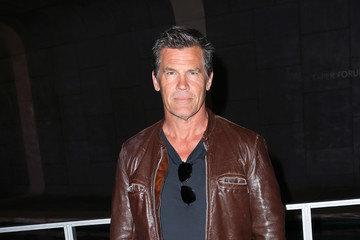 Josh Brolin Center Theatre Group's 'A Play Is a Poem' Opening Night Performance
