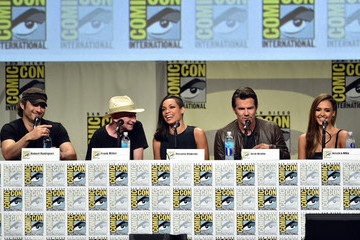 "Josh Brolin ""Frank Miller's Sin City: A Dame To Kill For"" Panel - Comic-Con International 2014"