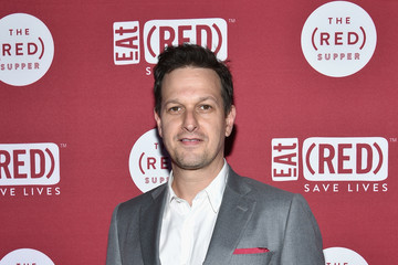 Josh Charles The (RED) Supper - Hosted by Mario Batali with Anthony Bourdain - Inside