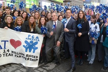 Josh Charles Josh Charles Hosts 'The Big Pinwheel Garden' in NYC