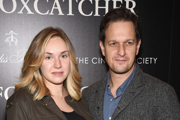 Josh Charles Sophie Flack 'Foxcatcher' Screening in NYC