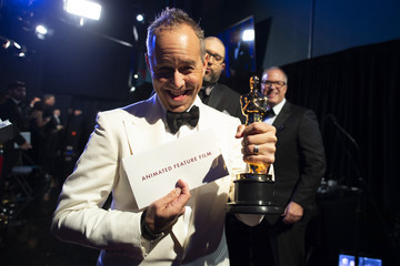 Josh Cooley 92nd Annual Academy Awards - Backstage