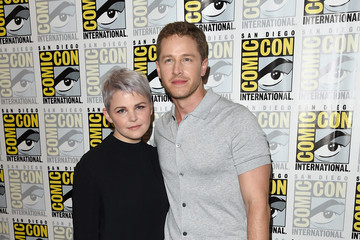 Josh Dallas The 'Once Upon A Time' Press Room at Comic-Con International 2015