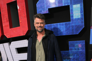 Josh Duhamel Premiere Of Warner Bros. Pictures' 'The Lego Movie 2: The Second Part' - Red Carpet