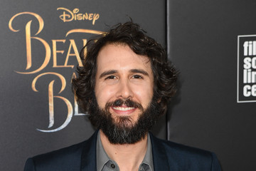 Josh Groban 'Beauty And The Beast' New York Screening