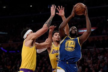 Josh Hart Golden State Warriors v Los Angeles Lakers