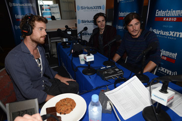 Josh Hartnett SiriusXM's Entertainment Weekly Radio Channel Broadcasts From Comic-Con 2014