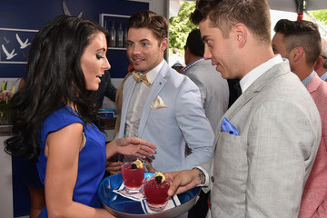 Josh Henderson The Grey Goose Lounge at the 141st Running of the Kentucky Derby