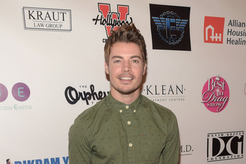 Josh Henderson Arrivals at the Best in Drag Show