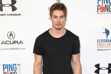 "Josh Henderson Clayton Kershaw's 2nd Annual Ping Pong 4 Purpose Charity Event Benefiting ""Kershaw's Challenge"" - Arrivals"