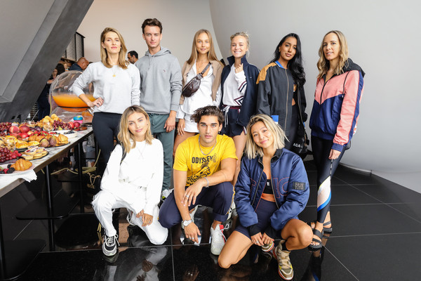 David Jones AW19 Season Launch - The Art Of Wellness