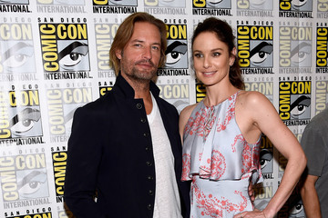 "Josh Holloway Comic-Con International 2016 -  ""Colony"" Press Line"