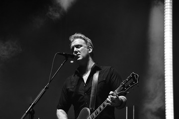 Josh Homme Queens of the Stone Age Perform in Concert - New York, NY