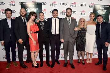 Josh Hutcherson AFI FEST 2017 Presented by Audi - Screening of 'The Disaster Artist' - Red Carpet