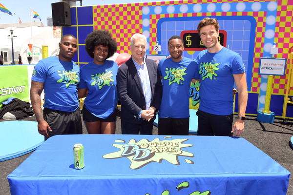 Double Dare Presented By Mtn Dew Kickstart At Comedy Central's Clusterfest