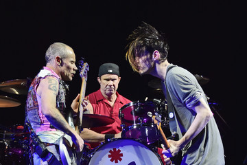 Josh Klinghoffer Red Hot Chili Peppers In Concert - New York City