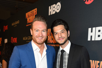 Josh Lawson Ben Schwartz SHOWTIME and HBO VIP Pre-Fight Party For 'Mayweather VS Pacquiao'