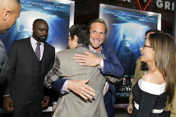 Josh Lucas Premiere Of 20th Century Fox's 'Breakthrough' - Red Carpet