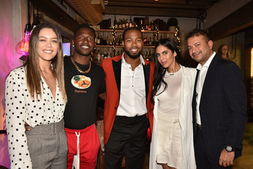 Josh Norman Haute Living and One Thousand Museum Celebrate Cover Star Josh Norman
