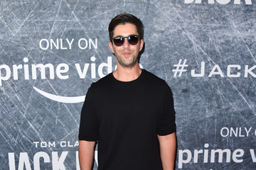 Josh Peck Premiere Of 'Tom Clancy's Jack Ryan' At The Opening Night Of Los Angeles Fleet Week 2018 - Arrivals