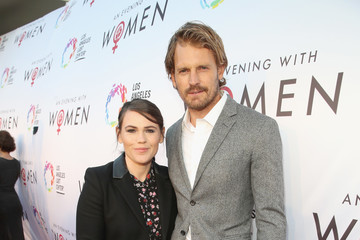 Josh Pence Los Angeles LGBT Center's 'An Evening With Women'