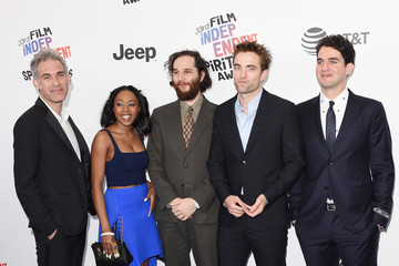 Josh Safdie 2018 Film Independent Spirit Awards  - Arrivals