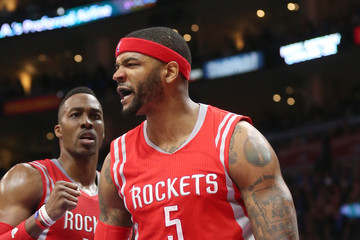 Josh Smith Houston Rockets v Los Angeles Clippers - Game Six