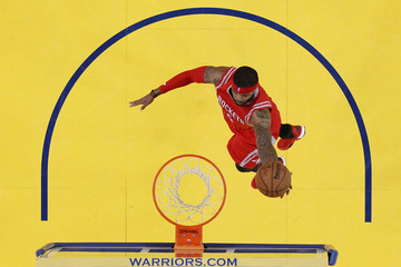 Josh Smith Houston Rockets v Golden State Warriors - Game One