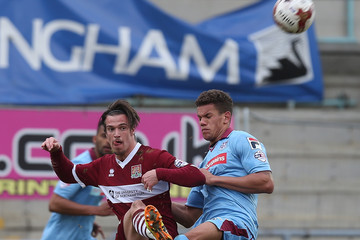 Josh Thompson Northampton Town v Tranmere Rovers - Sky Bet League Two