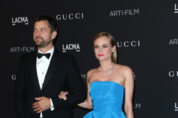Joshua Jackson LACMA 2015 Art+Film Gala Honoring James Turrell and Alejandro G Inarritu, Presented by Gucci - Arrivals