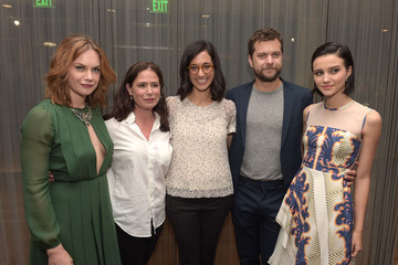 Joshua Jackson Maura Tierney Screening Of Showtime's 'The Affair' - After Party