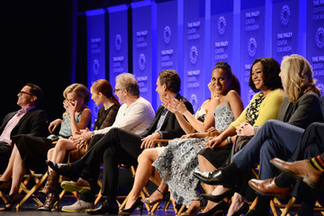 Joshua Malina Darby Stanchfield The Paley Center for Media's 33rd Annual PaleyFest Los Angeles - 'Scandal' - Inside