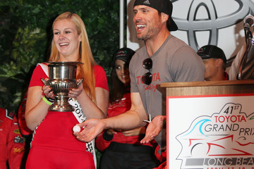 Joshua Morrow 38th Annual Toyota Pro/Celebrity Race - Press Day