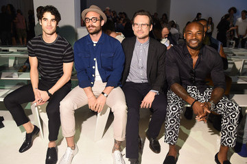 Joshua Sasse Todd Snyder - Front Row - New York Fashion Week: Men's S/S 2016