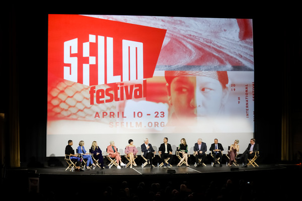 SFFILM 2019 Opening Night With The Cast And Creators Of 'Tales Of The City'