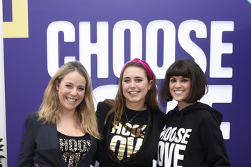 Josie Naughton Choose Love Launches In Los Angeles On Giving Tuesday
