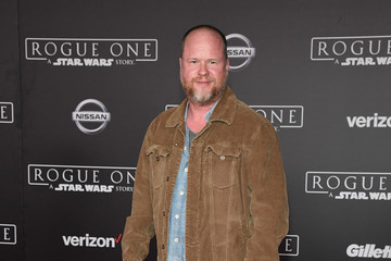 Joss Whedon Premiere of Walt Disney Pictures and Lucasfilm's 'Rogue One: A Star Wars Story' - Arrivals