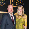 Joss Whedon HBO's Post Emmy Awards Reception - Red Carpet