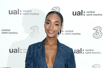 Jourdan Dunn Three 5G After Party for Central Saint Martins MA Show - LFW February 2019