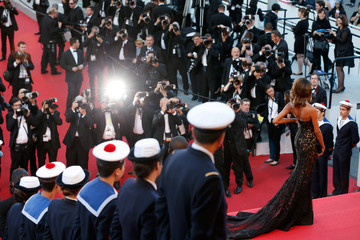 "Jourdan Dunn ""The Little Prince"" Premiere - The 68th Annual Cannes Film Festival"
