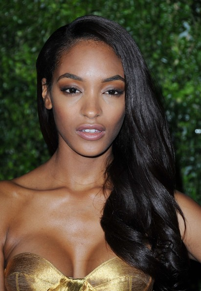 Jourdan Dunn - London Evening Standard Theatre Awards
