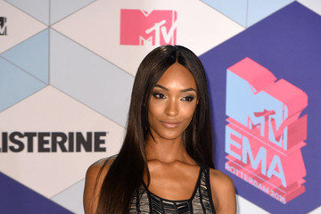Jourdan Dunn MTV EMA's 2016 - Winners Room